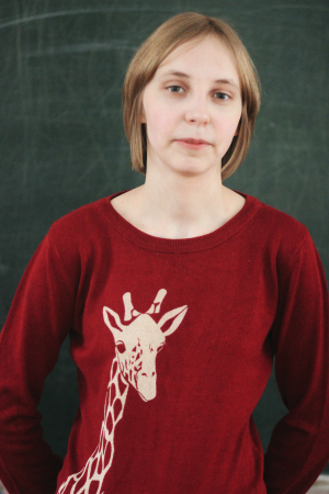 Элина Солодовникова